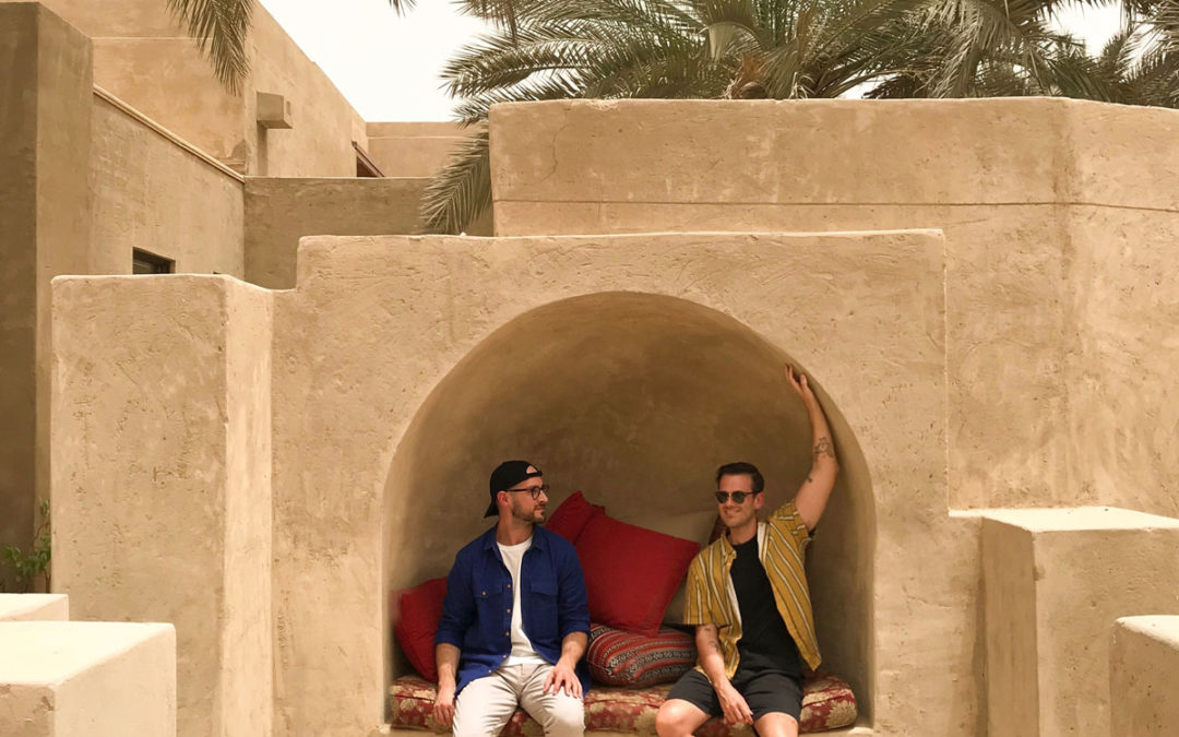 Desert Resort Bab Al Shams
